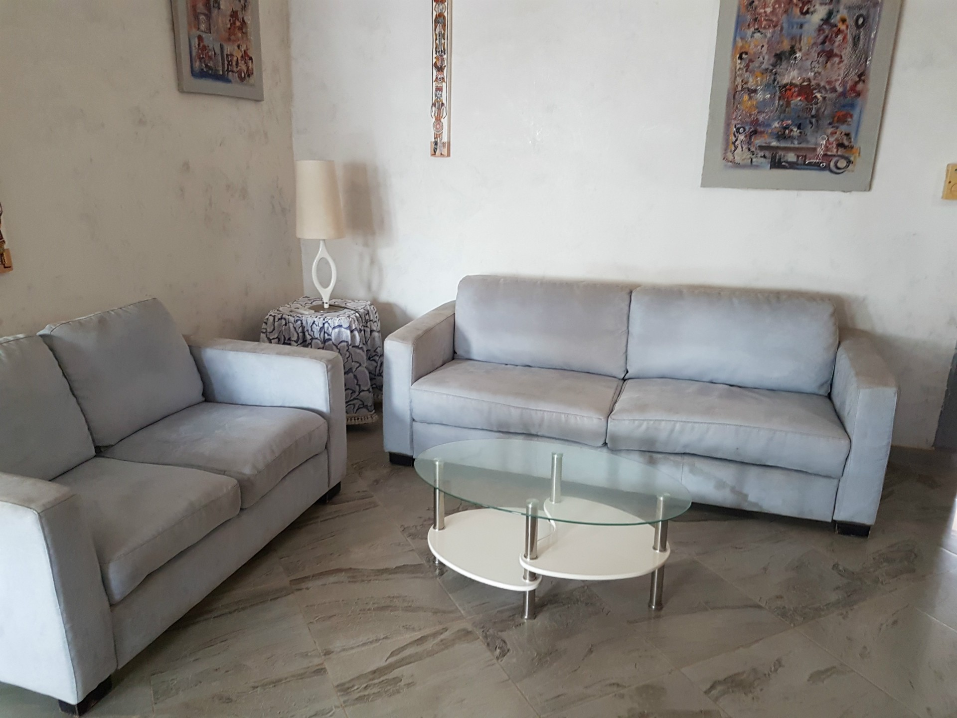 Location appartement - SALY